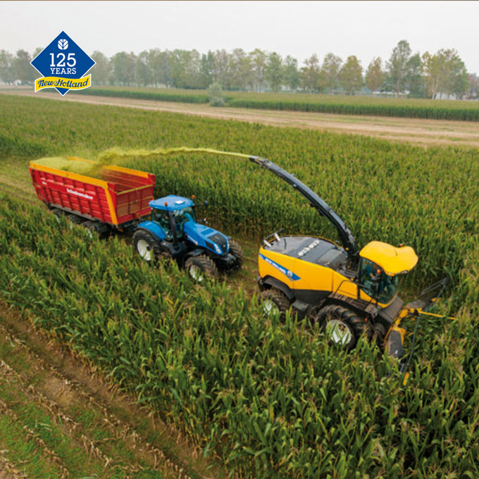 New Holland Ag 11
