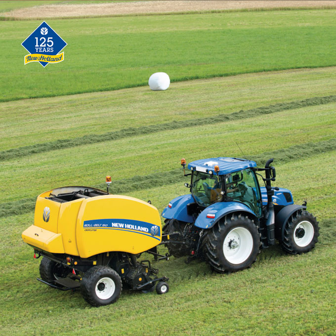 New Holland Ag 22