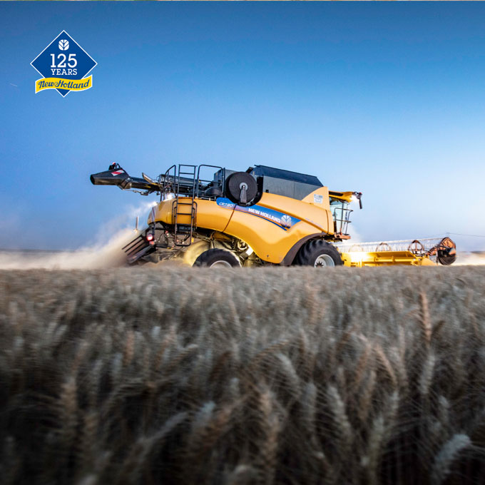 New Holland Ag 33
