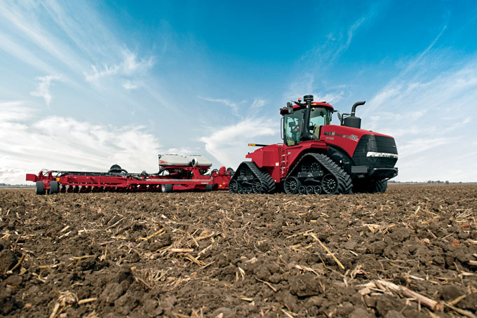 The new Case IH AFS Connec