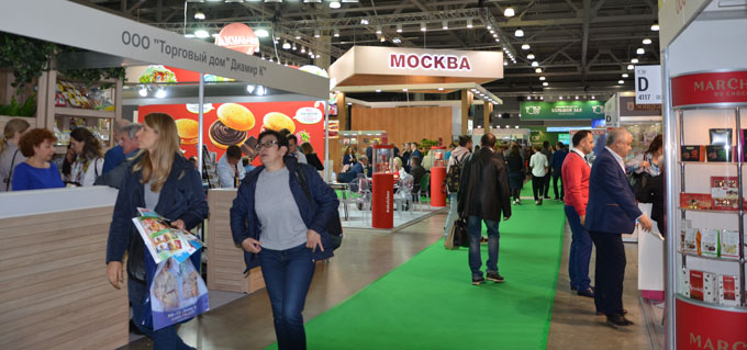 WorldFood Moscow 4
